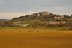 Umbria village Stock Photo