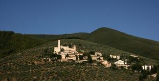 Free Umbria Village Stock Photos - 4789173