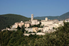 Free Umbria Village Stock Photography - 5492102