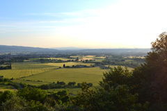 Umbrian landscape Stock Image