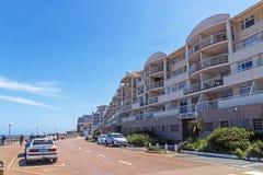 Umhloti Coastal Beachfront Landscape  Durban South Africa Royalty Free Stock Image