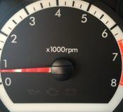 Umdrehungen pro Minute Lizenzfreie Stockfotografie