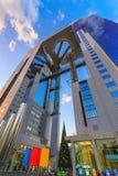 Umeda nieba budynek w Osaka Zdjęcie Royalty Free