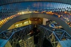 Umeda nieba budynek w Osaka Obrazy Stock