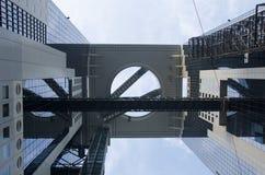 Umeda sky building Stock Photography