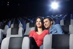 Umfassung der Paare Stockfotografie