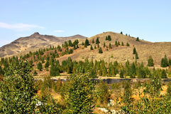 Umgebungen von Karabash Stockfotos