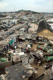 Umhang-Küstestadt Lizenzfreie Stockfotos