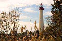 Umhang mag Leuchtturm Lizenzfreies Stockbild