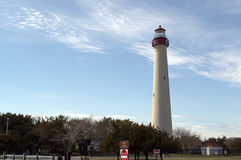 Umhang mag Leuchtturm Stockfoto