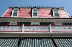 Umhang mag Rücksortierung Jersey-USA Stockbilder