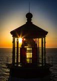 Umhang Meares Leuchtturm stockbilder