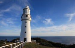 Umhang Otway Leuchtturm, Melbourne, Australien Lizenzfreie Stockfotos