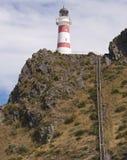 Umhang Palliser Leuchtturm lizenzfreies stockfoto