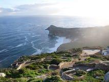 Umhang-Punkt/Kap der guten Hoffnung, Kapstadt Lizenzfreie Stockfotografie