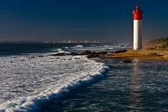 Umhlanga Lighthouse Stock Photos