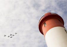 Umhlanga Lighthouse Stock Photos