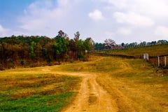 Umiam, collines est de Khasi, Meghalaya Photo libre de droits