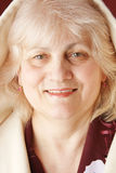 uśmiechnięta kobieta Zdjęcia Stock
