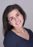uśmiechnięta kobieta Obraz Royalty Free