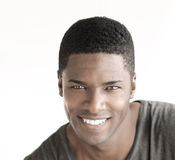 Uśmiechnięty mężczyzna Zdjęcia Stock