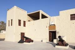 Umm музей Quwain Al Стоковая Фотография