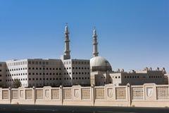 Umm Al Qura University, Makkah, Saudi-Arabië royalty-vrije stock afbeeldingen