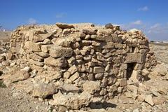 Umm AR-rasas em Jordão Imagens de Stock Royalty Free