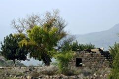 Umm el Kanatir site, Israel Stock Photos