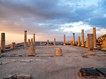 Umm Qais (Gadara), Jordan Royalty Free Stock Images