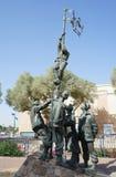 Umm Rashrash historical site in Eilat, Israel Stock Image