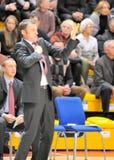 UMMC contra TEO. Baloncesto Euroleague 2009-2010 de las mujeres Imagenes de archivo
