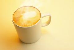 Umore del caffè Fotografia Stock