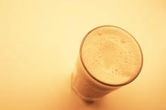 Umore del latte Fotografie Stock