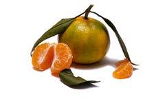 Umore del mandarino Fotografie Stock