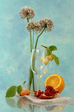Umore della frutta Fotografia Stock