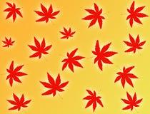 Umore di autunno Fotografia Stock