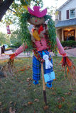 Umore di autunno e decorazione di Halloween Immagine Stock