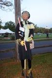 Umore di autunno e decorazione di Halloween Fotografia Stock Libera da Diritti