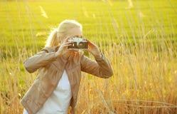 Umore di estate Fotografia Stock