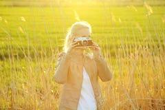 Umore di estate Fotografia Stock Libera da Diritti