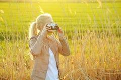 Umore di estate Fotografie Stock Libere da Diritti