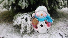 Umore di inverno Fotografie Stock