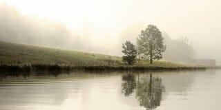 Umore di mattina alla Baviera di koenigsee Fotografia Stock