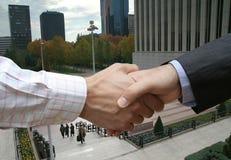 umowa Zdjęcie Stock