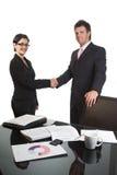 umowa występować samodzielnie Obraz Stock
