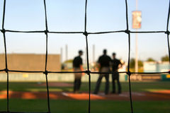 Umpires Royalty Free Stock Images