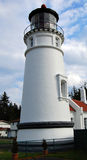 Umpqua Lighthouse Royalty Free Stock Images