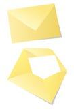 Umschlag Lizenzfreie Stockfotografie