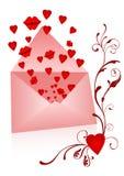 Umschlag Lizenzfreies Stockbild